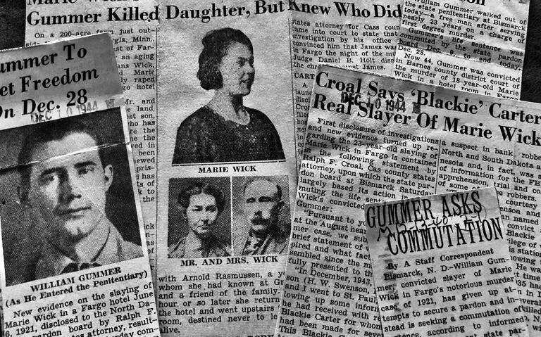 Vụ án Căn phòng 30 xoay quanh cái chết của thiếu nữ 18 tuổi Marie Wick làm nóng mọi đầu báo nước Mỹ suốt 2 năm 1921- 1922. Ảnh: Forum news service