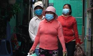 2.000 người vùng nguy cơ cao được di dời tránh dịch