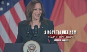 Những hoạt động của Phó tổng thống Mỹ ở Việt Nam