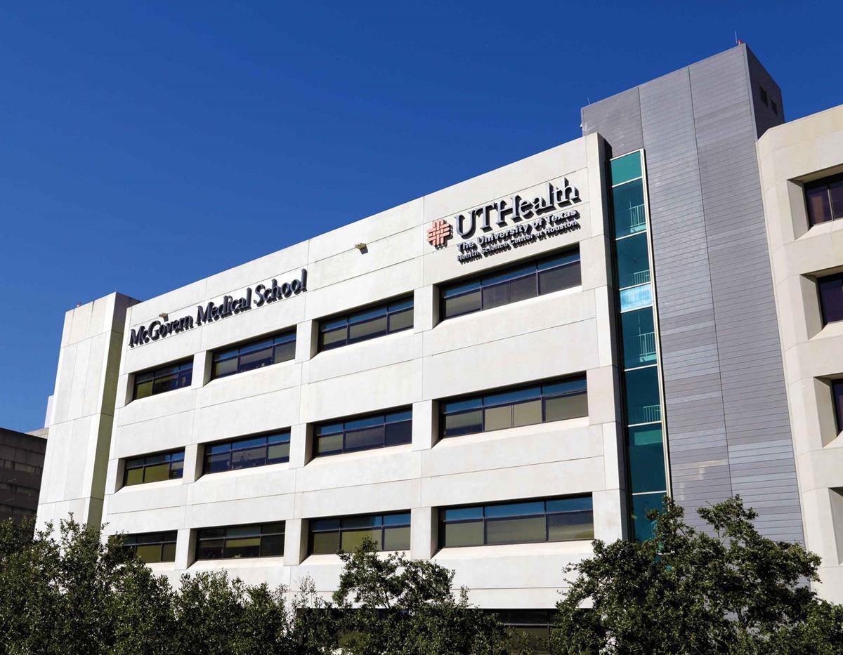 Trung tâm Khoa học Y tế Đại học Texas - Houston (McGovern). Ảnh: Med.uth.edu