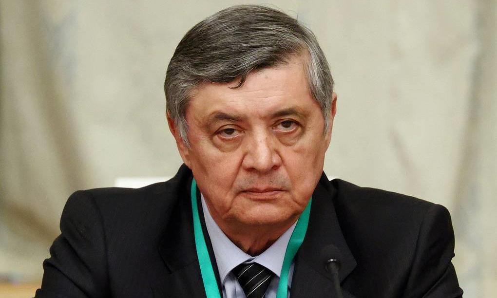 Zamir Kabulov, đặc phái viên của Điện Kremlin về Afghanistan. Ảnh: TASS