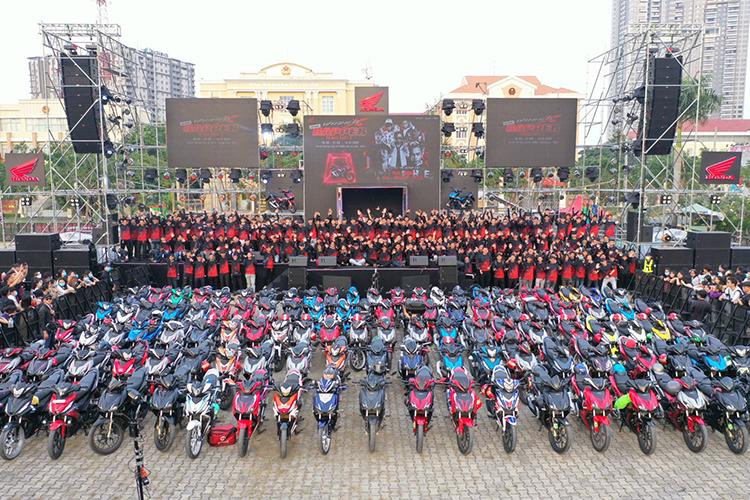 Liên minh Winner là một trong những hội nhóm chơi xe côn tay lớn tại Việt Nam.