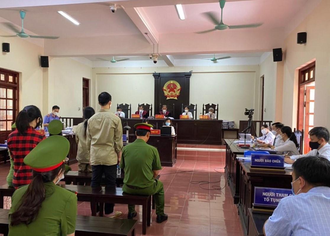 Phiên toà với 4 bị cáo dự kiến diên ra trong 4 ngày, từ 30/8. Ảnh: Song Minh.