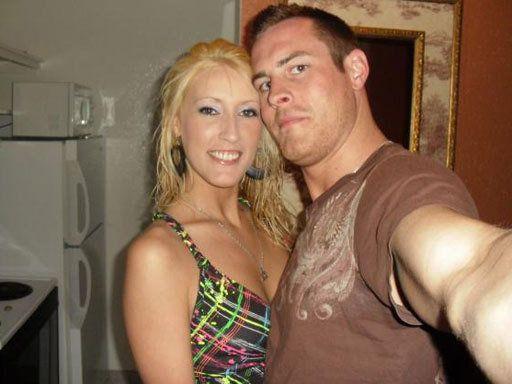 Cặp diễn viên phim người lớn, Amanda và Jason. Ảnh: CBSnews