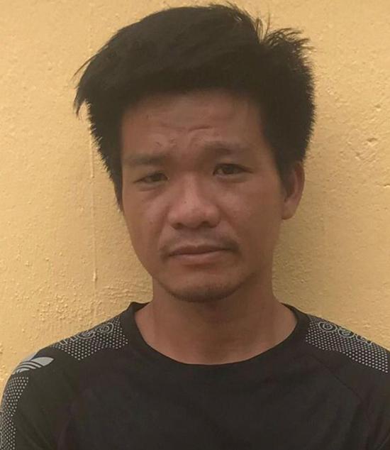 Nghi can Nguyễn Văn Bắc. Ảnh: Lam Sơn.
