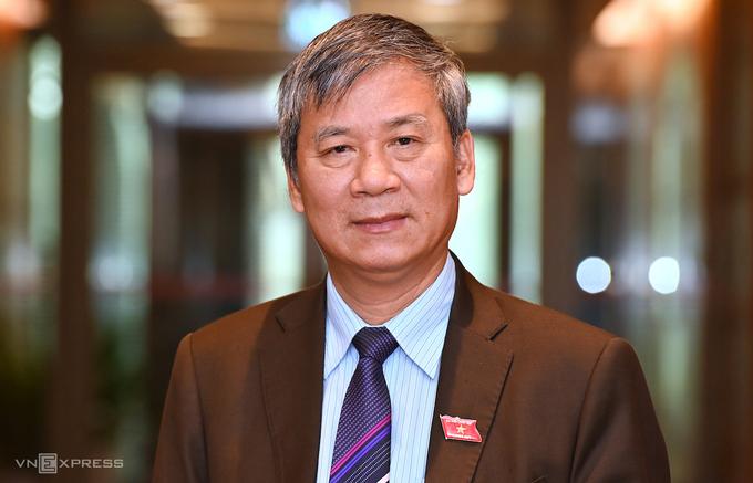 Giáo sư Nguyễn Anh Trí. Ảnh: Hoàng Phong