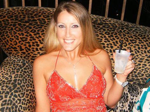 Diễn viên phim khiêu dâm, Amanda Logue. Ảnh: Murderpedia