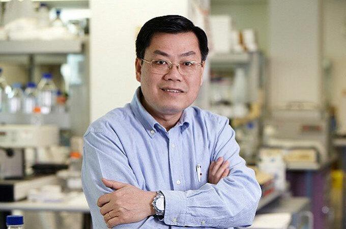 Giáo sư Nguyễn Văn Tuấn. Ảnh: Đại học Tôn Đức Thắng