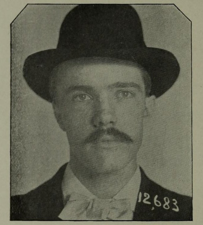 William Henry Theodore Durrant. Ảnh:SFgate