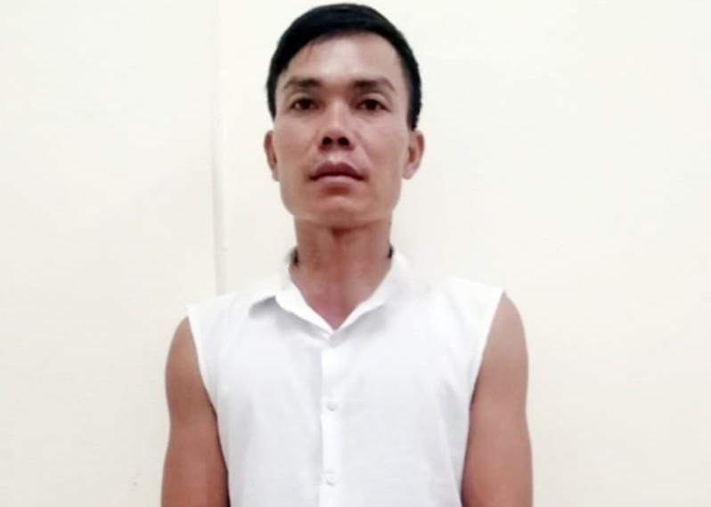 Nguyễn Đình Huy gây án vì mâu thuẫn nợ nần. Ảnh: Công an Vĩnh Phúc.