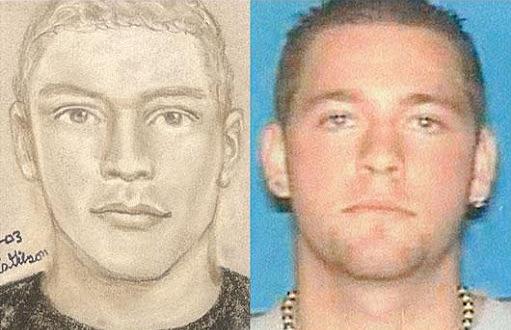 Chris Snyder qua nét vẽ phác thảo chuyên gia tội phạm và miêu tả của nhân chứng. Ảnh: ABCnews