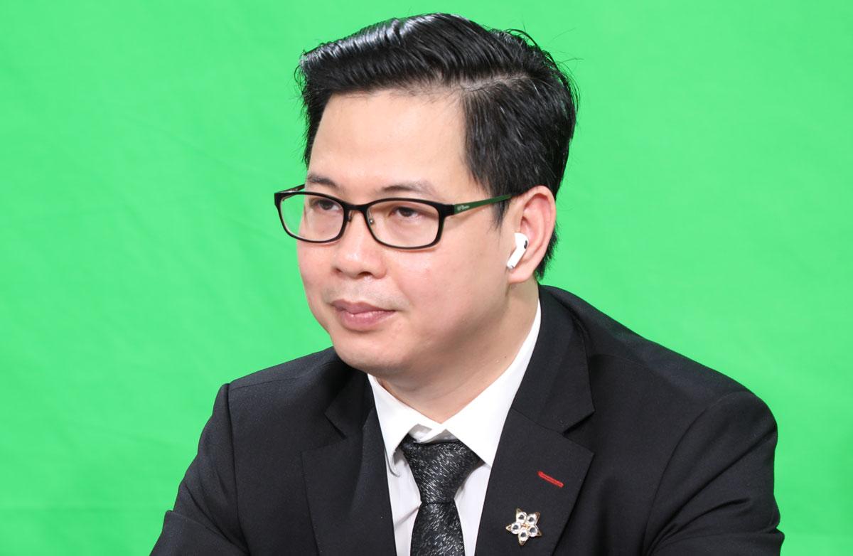 PGS.TS Trần Thành Nam, Chủ nhiệm khoa Các khoa học giáo dục, trường Đại học Giáo dục. Ảnh: VNU