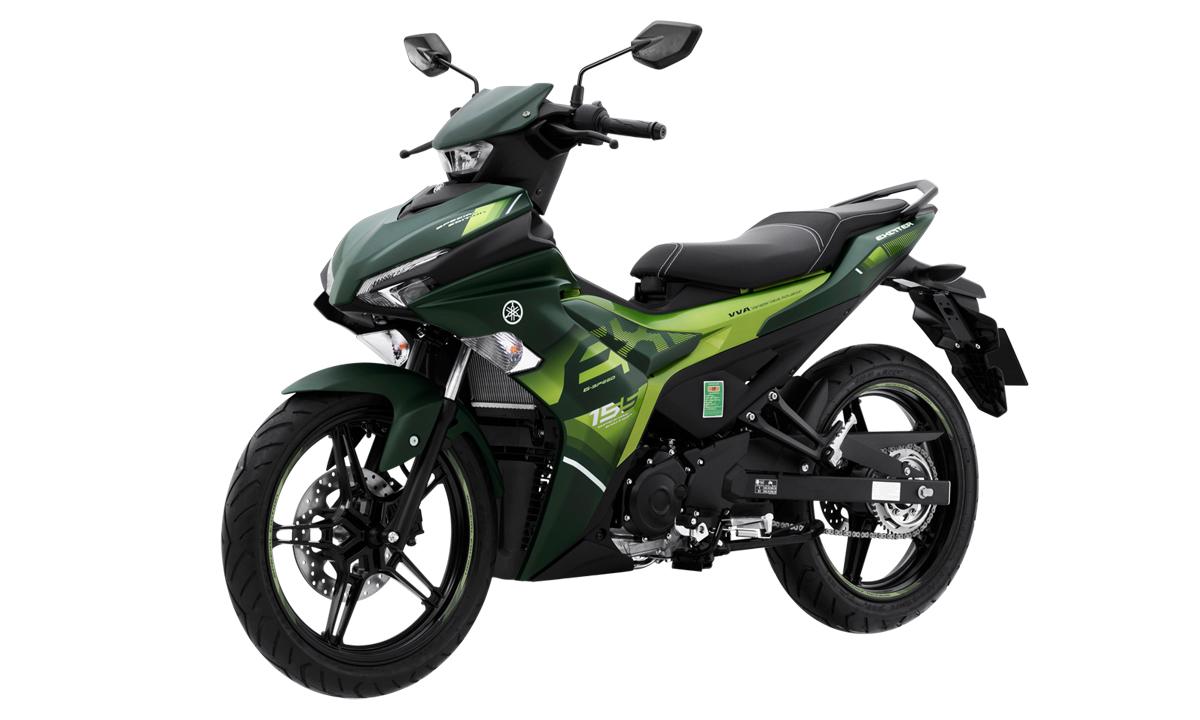 Exciter 155 VVA bản giới hạn Ride Art of Street giá 51,49 triệu đồng. Ảnh: Yamaha