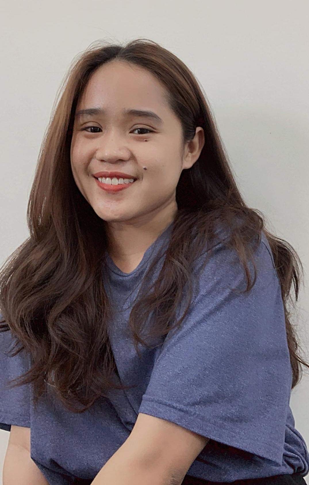 Thái Thị Thanh Nga (sinh viên năm thứ 3, chuyên ngành Thương mại điện tử, tại trường Đại học Kinh tế TP HCM)