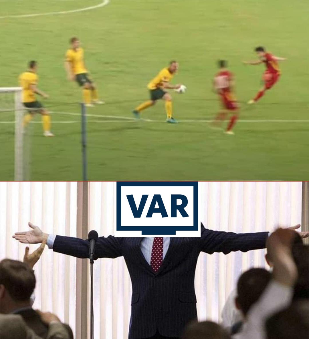 Chào mừng đến thế giới V.A.R