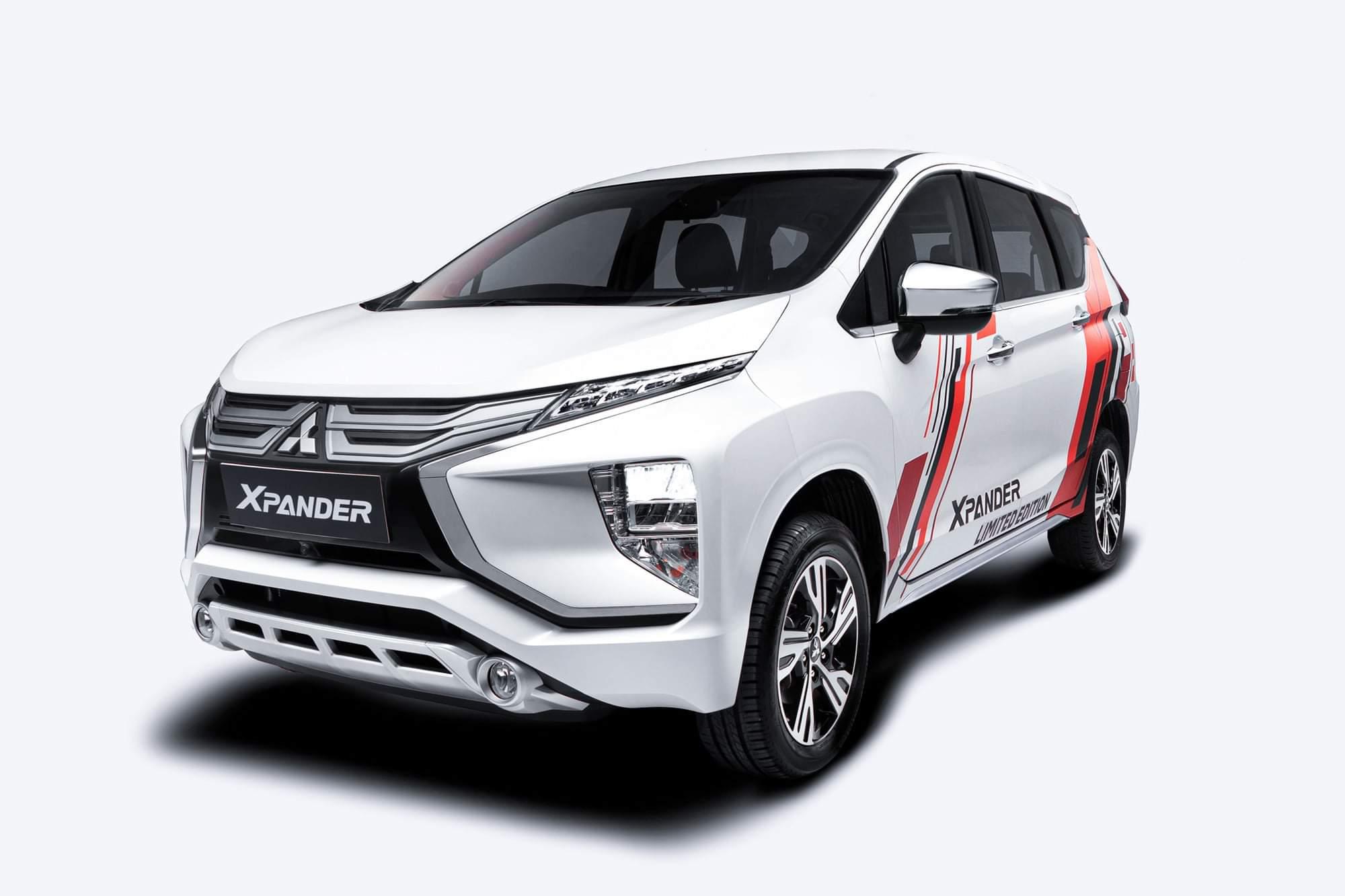 Xpander AT bản nâng cấp. Ảnh: Mitsubishi