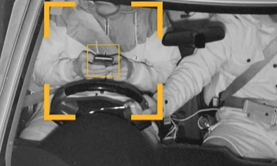 Camera phát hiện điện thoại thông minh dự tính thu về 51 triệu USD tiền phạt trong 3 năm áp dụng. Ảnh: 9news
