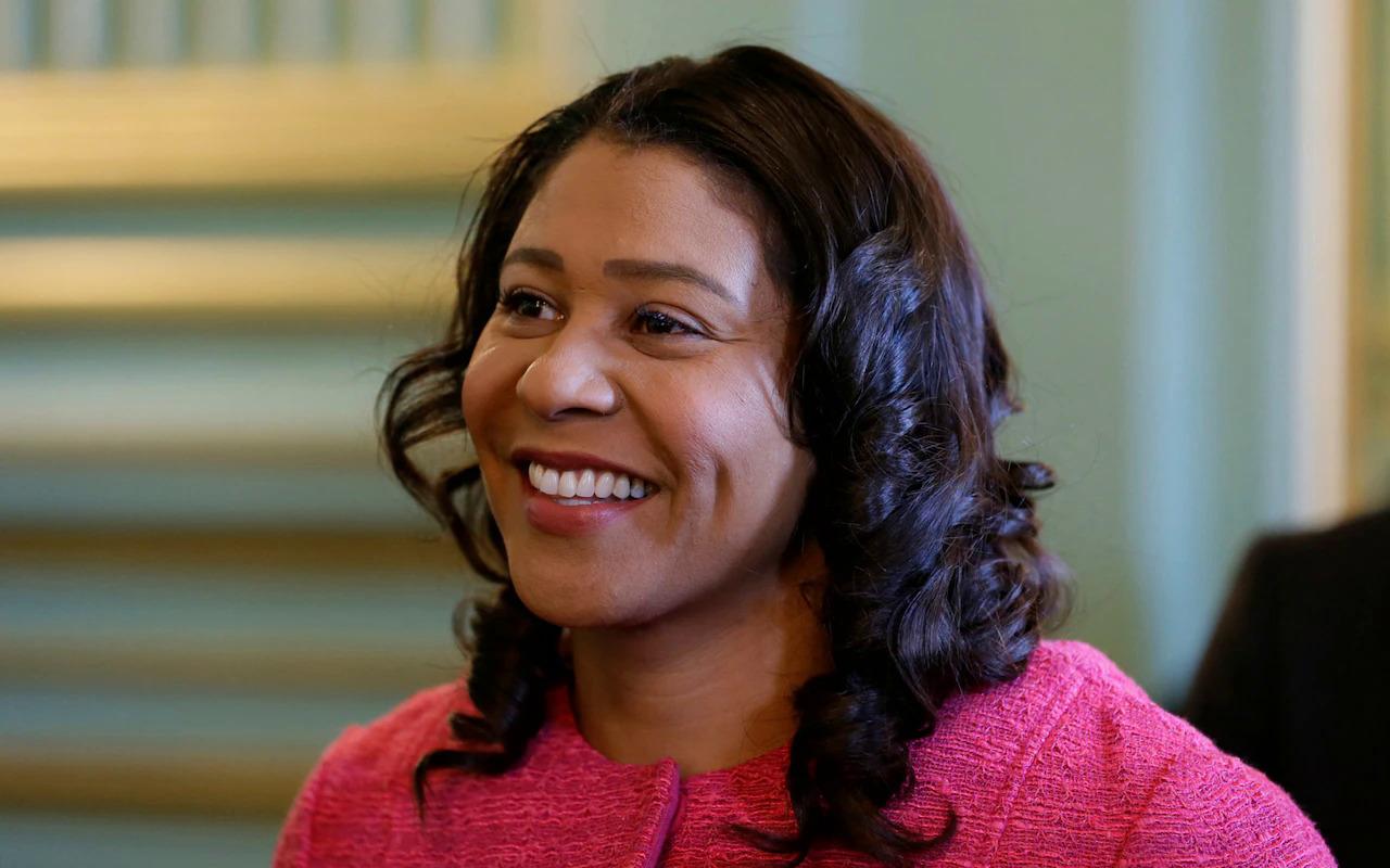 Bà London Breed, thị trưởng San Francisco. Ảnh: Telegraph