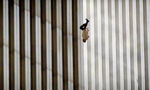 'Người đàn ông rơi' ám ảnh vụ 11/9