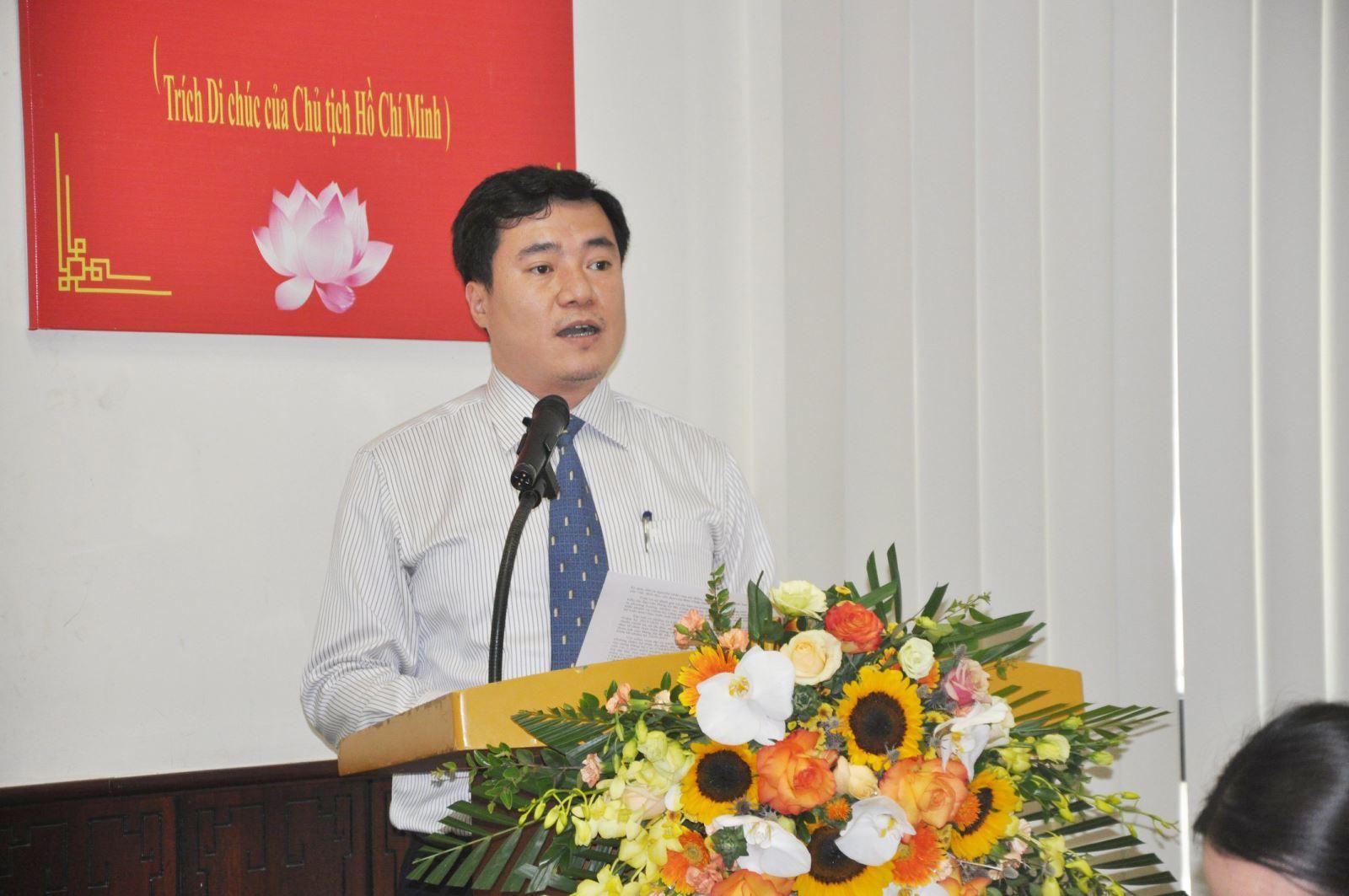 Ông Nguyễn Sinh Nhật Tân. Ảnh: VGP