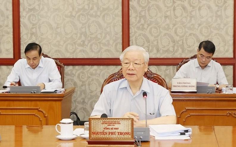 Bổ sung nhiệm vụ chống tiêu cực cho Ban chỉ đạo TW phòng chống tham nhũng