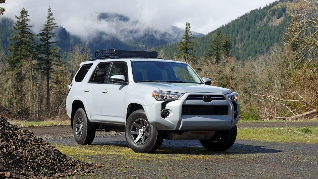 Mẫu 4Runner tại thị trường Mỹ. Ảnh: Toyota