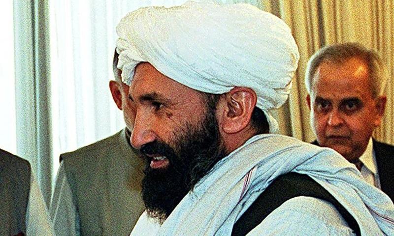 Thủ tướng lâm thời Taliban Mullah Mohammad Hasan Akhund. Ảnh: AFP.