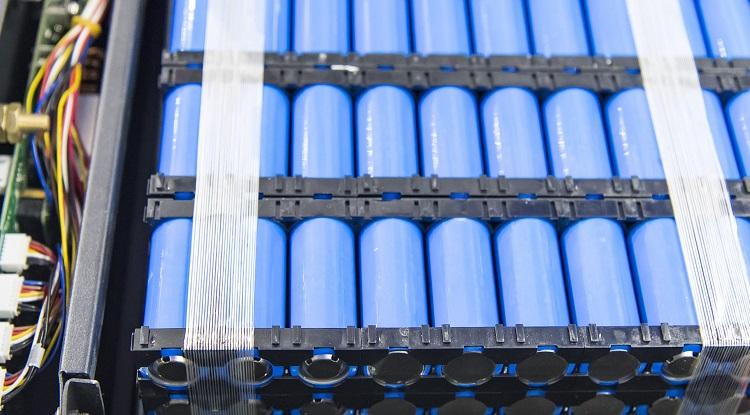 Ion lithium là thành phần quan trọng trong pin, có thể được tách chiết từ nước thải. Ảnh: Excell Battery