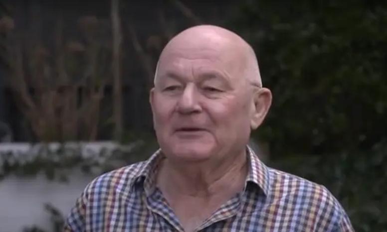 Kevin, bệnh nhân báo cáo có người quan hệ tình dục trong phòng bệnh của mình ở Bệnh viện Thành phố Auckland. Ảnh chụp màn hình: 1News