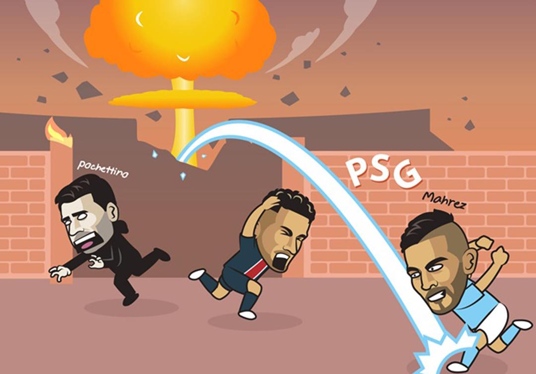 Mùa trước PSG thất bại toàn tập trước Man City, liệu năm nay mọi thứ có khác xưa.