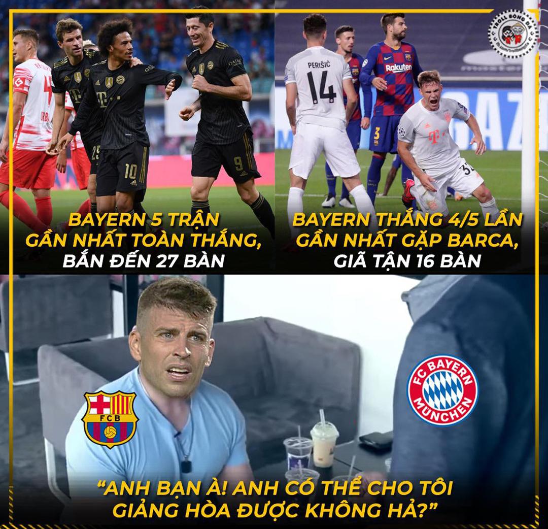 Barcelona gặp lại cơn ác mộng của mình ngay trận mở màn.