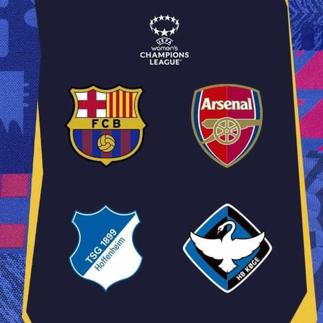 Arsenal cũng chính thức mở màn Champions League nhưng ở giải nữ nhé.
