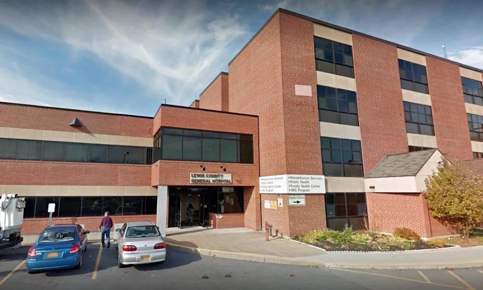 Bệnh viện đa khoa hạt Lewis, bang New York