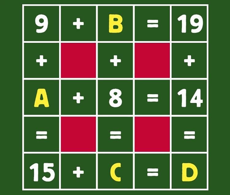 Thể dục trí não với bốn câu đố - 2