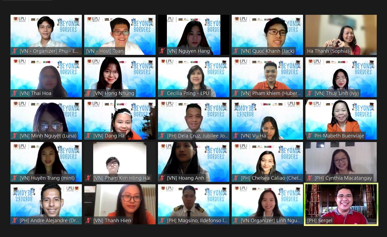 Sinh viên Đại học FPT giao lưu cùng Đại học LPU – Batangas, Philippines trong chương trình hè Beyond Borders.