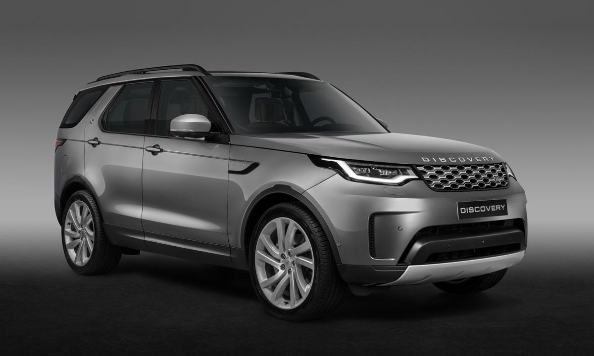 Discovery phiên bản mới chào thị trường Việt Nam. Ảnh: Land Rover