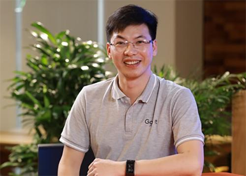 TS Trần Việt Hùng. Ảnh: NVCC