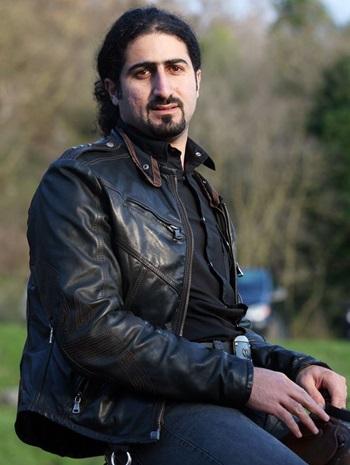 Omar bin Laden, con trai út của trùm khủng bố Osama bin Laden, trong bức ảnh tại Normandy, Pháp đầu tháng này. Ảnh: WireImage.