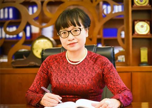 PGS Nguyễn Thị Quế Anh. Ảnh: NVCC