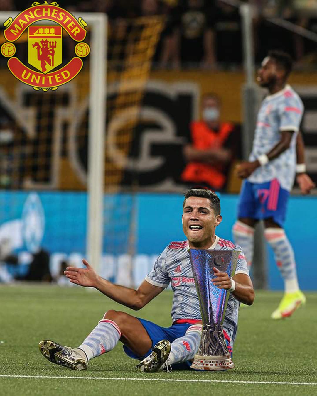 Ronaldo ghi bàn nhưng Man Utd vẫn thất bại trước Young Boys.
