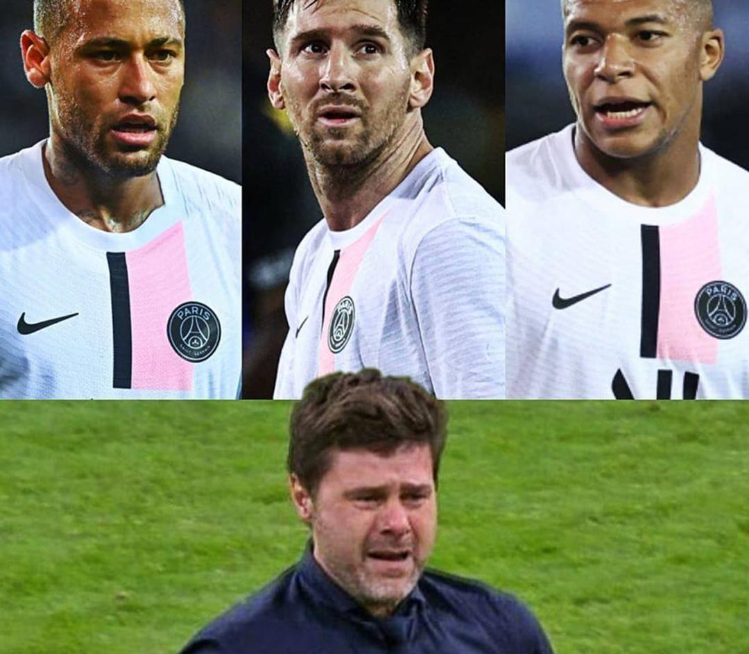 Sở hữu bộ ba tấn công đáng sợ nhưng cách PSG thi đấu lại chẳng đáng sợ chút nào.