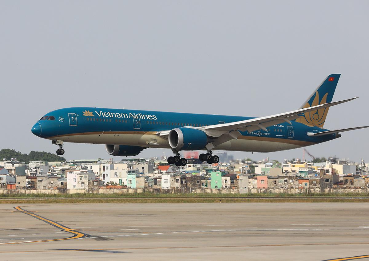 Các hãng hàng không đang chuẩn bị để mở đường bay nội địa. Ảnh: Quỳnh Trần