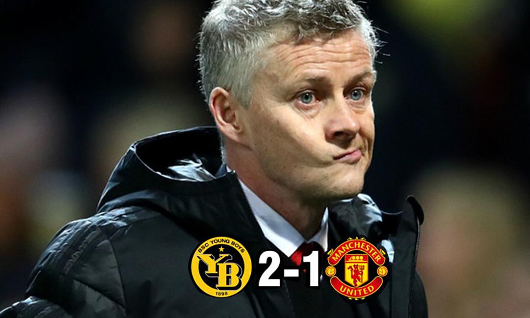 Ole đã thua 7/11 trận khi Man Utd thi đấu tại Cup C1.