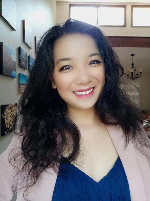 Thu Trang hiện sống tại Mỹ, có nhiều kinh nghiệm kết nối thương mại đầu tư quốc tế và chuẩn bị bảo vệ luận án tiến sĩ ngành chuỗi cung ứng tại Đại học Tennessee (Knoxville), bang Tennessee. Ảnh: Nhân vật cung cấp