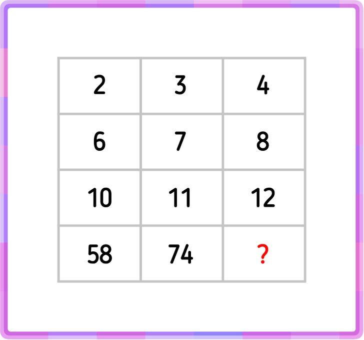 Tìm quy luật dãy số trong 30 giây - 2