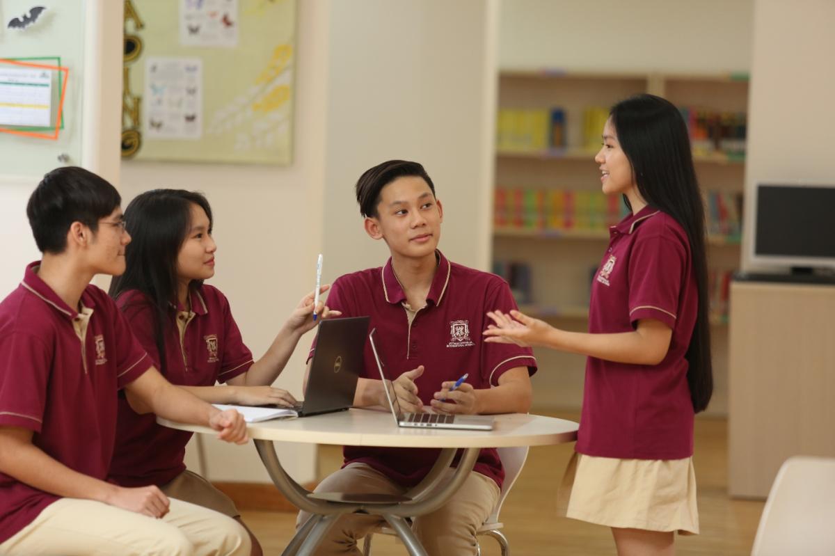 82% học sinh VAS đạt điểm khá đến Xuất sắc kỳ thi Tú tài nâng cao A Level.