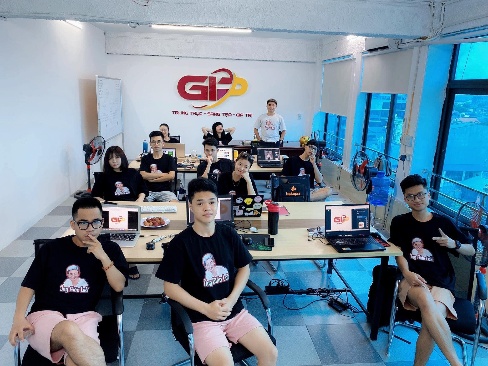 Văn phòng GIP tại Việt Nam.