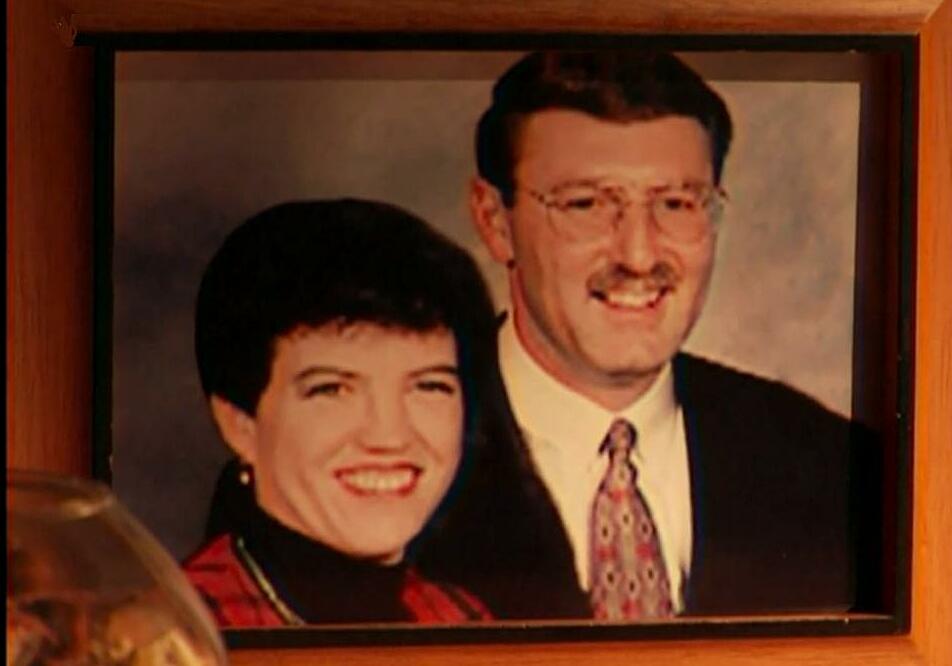 Vợ chồng David và Sandra. Ảnh: Forensic Files