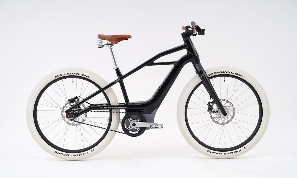 Xe đạp điện Serial 1 S1 Mosh/Tribute. Ảnh: Harley-Davidson