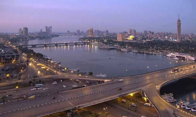 Thủ đô Cairo đang bị quá tải về dân số. Ảnh: Dan Lundberg